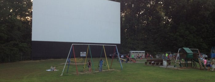 Swingin' Midway Drive-In is one of Places to try: fun.