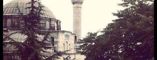 Sokullu Mehmed Paşa Camii is one of İstanbul'daki Mimar Sinan Eserleri.