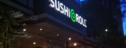 Sushi Roll is one of Capitalino..