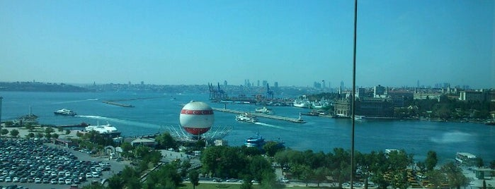 DoubleTree by Hilton Hotel Istanbul - Moda is one of Hotels.