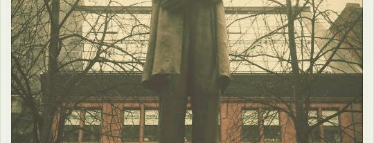 Abraham Lincoln Statue is one of Манчестер.