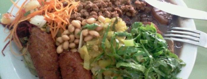 Apfel Restaurante Vegetariano is one of São Paulo Vegan!.
