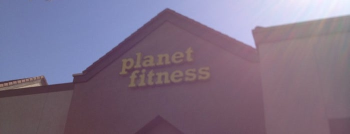 Planet Fitness is one of L.A. Spots.