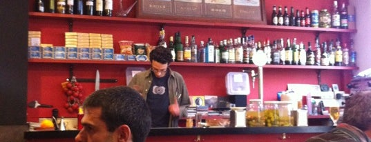 Bodega Bar Costa Brava is one of Tapeo en Barcelona.