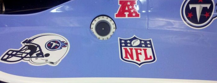 Tennessee Titans Super Car is one of tmp.
