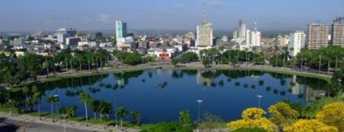 Parque Sólon de Lucena is one of João Pessoa #4sqCities.