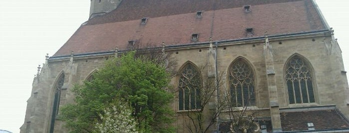 Minoritenkirche is one of StorefrontSticker #4sqCities: Vienna.