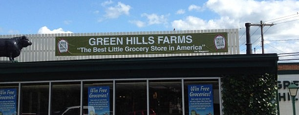 Green Hills Farms is one of Syracuse Foodie Trail: 1-10 miles.