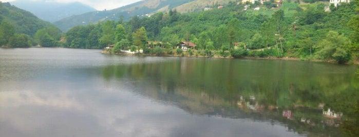 Sera Gölü is one of BORDO MAVİ MEKANLAR.