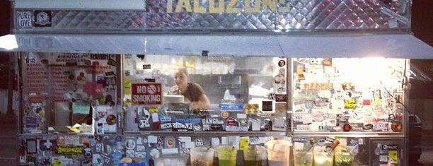 Taco Zone is one of Bollare's Little Black Book: LA Edition.