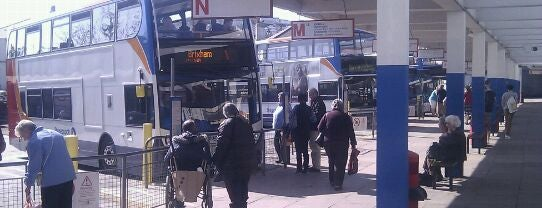 Paignton Bus Station is one of zeus.