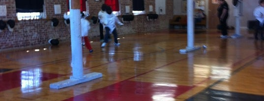 Circle d'Escrime School Of Fencing is one of Check it out.