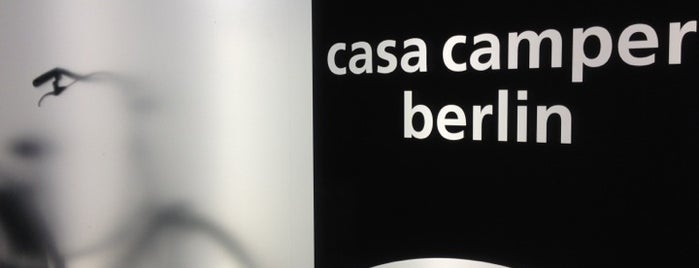 Casa Camper Boutique Hotel Berlin Mitte is one of Berlin.