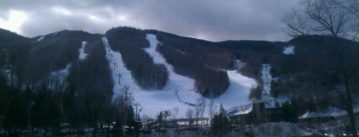 Loon Mountain is one of MOUNTAINS.