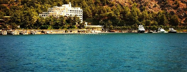 Turgut is one of Marmaris.