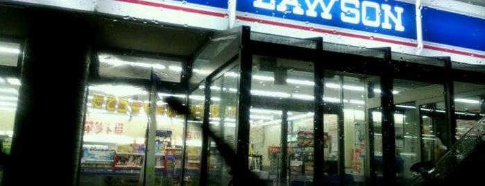 ローソン 盛岡インター店 is one of LAWSON in IWATE.