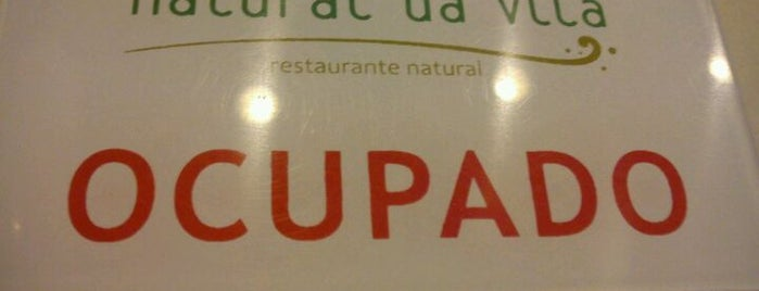 Natural da Vila is one of Vegans SP.
