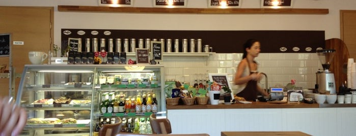 Ecocafe is one of The 15 Best Places for a Healthy Food in Budapest.