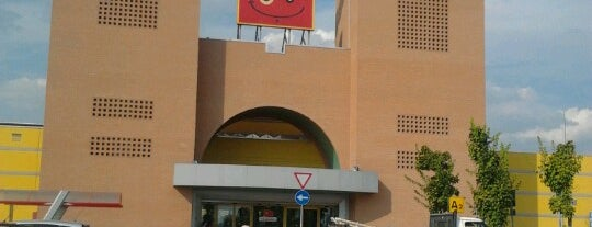 Centro Commerciale Megliadino is one of Veneto best places.