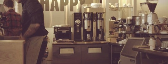 Happy Coffee is one of Coffee Places in the Denver Metro.