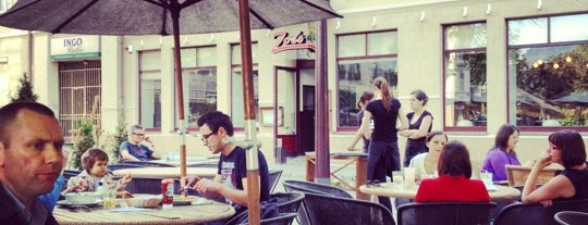 Zoe's is one of Where to eat in Vilnius.