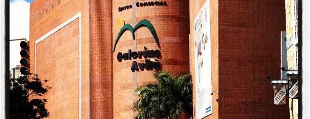 C.C. Galerías Ávila is one of Lugares.