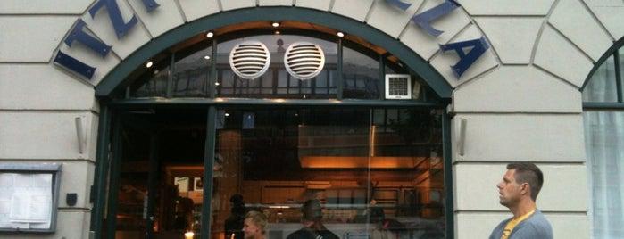 Itzi Pitzi Pizza is one of Pizzas in Copenhagen.