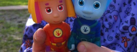 Детский Магазин Слоник is one of Лобня.