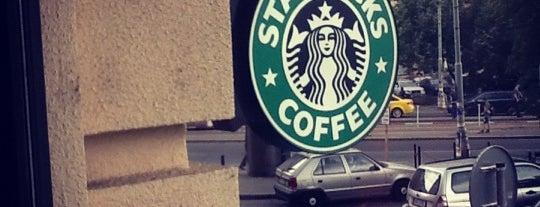 Starbucks is one of Coffee.