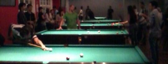Kuka Fresca Snooker is one of Em Santos.