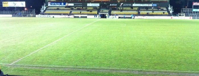 Soevereinstadion | Lommel SK is one of Jupiler Pro League and Belgacom League - 2013-2014.