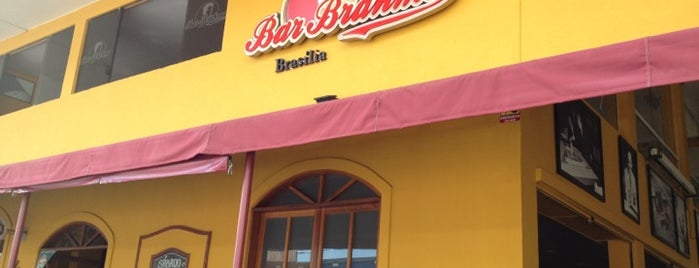 Bar Brahma is one of Brasil.