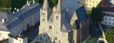 Spišská Kapitula is one of UNESCO Slovakia - kultúrne/prírodné pamiatky.