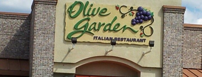 Olive Garden is one of Duncan.
