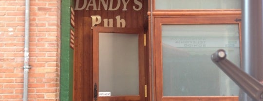 Dandy's Pub is one of Pubs de Alcoy.
