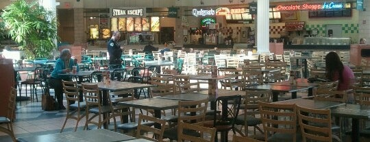 West Towne Mall Food Court is one of my places.