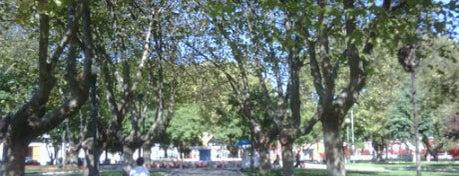 Plaza de Armas is one of #Coronel.