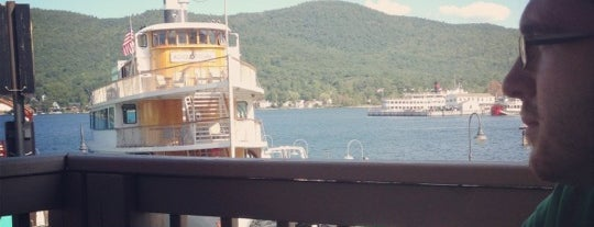 Lake George Shoreline Restaurant is one of Guide to Lake George's best spots.