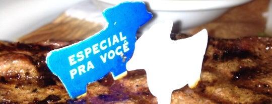 Roadhouse Grill is one of Restaurantes em Brasília #1.