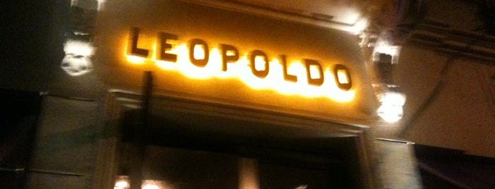 Leopoldo is one of Restaurantes.
