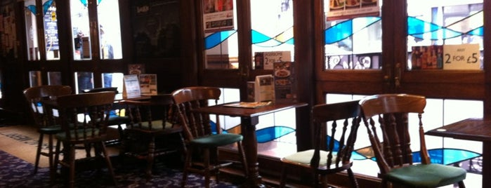 The Isaac Merritt (Wetherspoon) is one of JD Wetherspoons - Part 1.