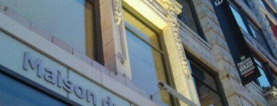 Maison du Festival Rio Tinto Alcan - Galerie lounge TD is one of Quartier des Spectacles.