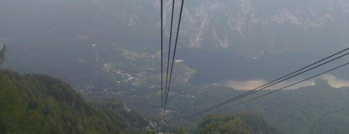 Gondola Vogel is one of Jezera.