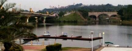 Kelab Tasik Putrajaya (Lake Club) is one of Putrajaya.