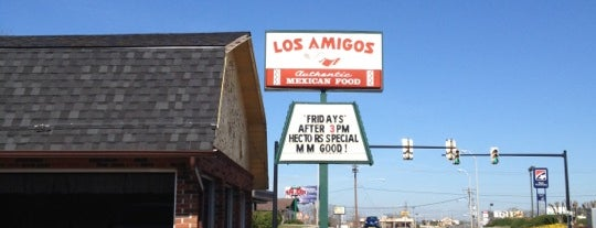 Los Amigos is one of Favorite Food.