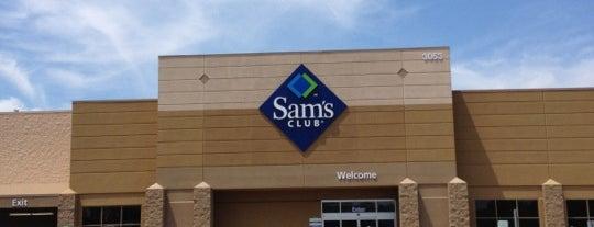 Sam's Club is one of $ Saving Spots.