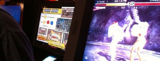 Palisades Arcade is one of Arcades.