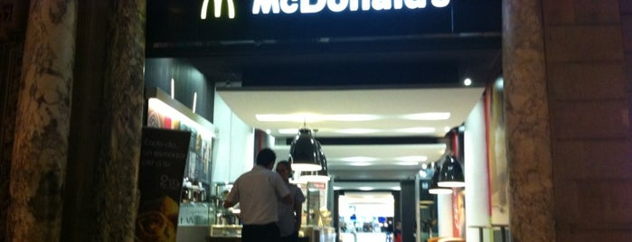 McDonalds is one of BCN 2012.