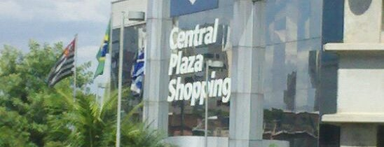 Central Plaza Shopping is one of Shoppings Grande SP.