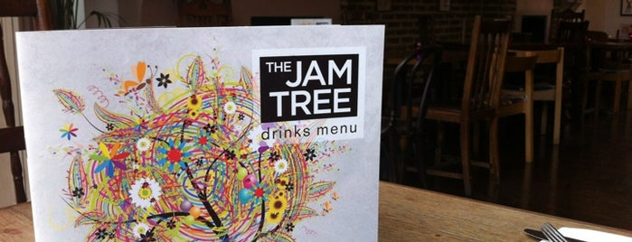 The Jam Tree is one of UK_to go_Summer Bars.